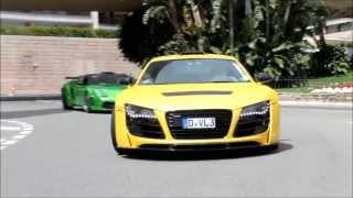 Top marques monaco 2013 - epic supercars!