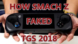 How Smach Z FAKED their TGS 2018 Demo