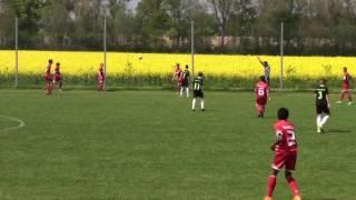 U14 Jhg2003 1. FSV Mainz 05 - Hannover 96 0:2; SPRINGBORN-Cup Pattensen 13.05.2017