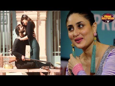 'Baadshaho' Makers Chop Down Steamy Scenes   Kareena On Baby Taimur & Sara Ali Khan