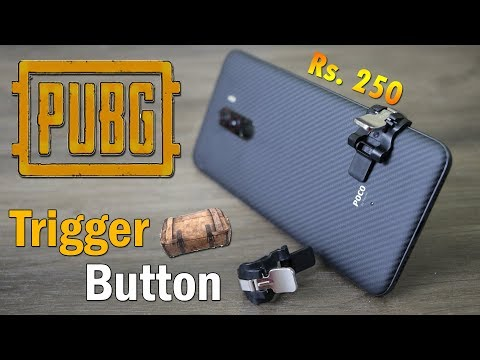 PUBG Trigger Button, shooting controller for quick response, for just approx Rs. 250