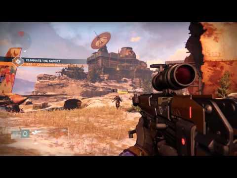Destiny - Public Event - Eliminate the Target (Loksis, Devil Claw) - Earth (Gold Tier)