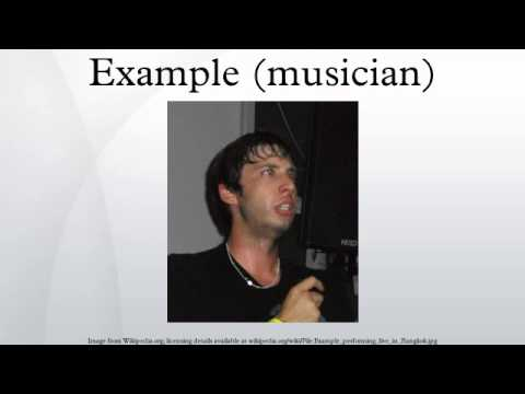 Example (musician)