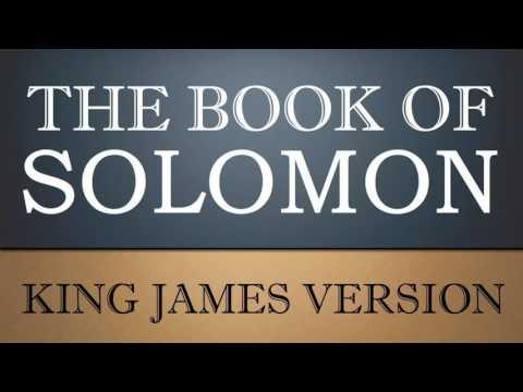 Song of Solomon - Chapter 5 - KJV Audio Bible