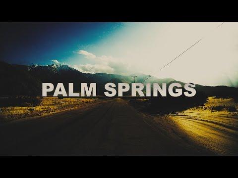 PALM SPRINGS X KEVIN MORA