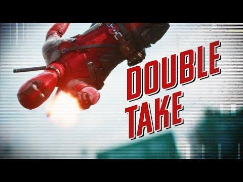 Deadpool Action Scene Breakdown (Double Take)
