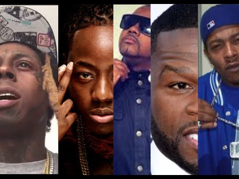 LIL WAYNE CARTER V DONE, ACE HOOD CALLED OUT BY NINO BROWN, 50 CENT VS SPIDER LOC