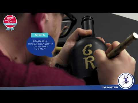 Uni Art & Craft Academy | Davide Pagliardini - Bottiglie