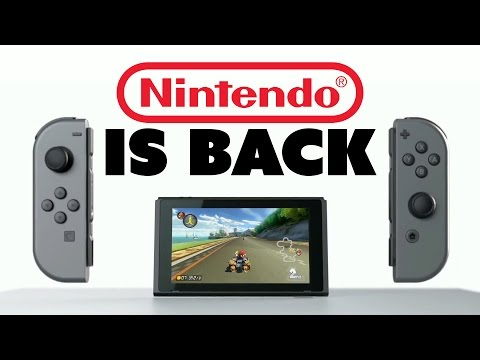 Switch Sales Revealed! NINTENDO IS BACK? - The Know Game News