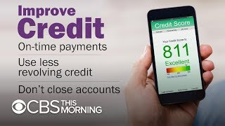 How changing your spending habits can raise your credit score