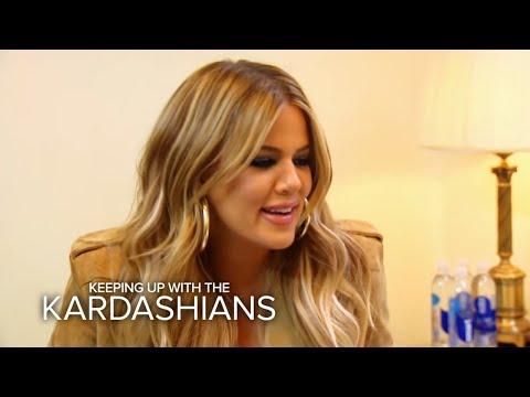 KUWTK | Kim Kardashian West Reveals 2nd Pregnancy To Khloé | E!