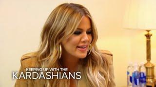 KUWTK   Kim Kardashian West Reveals 2nd Pregnancy to Khloé   E!