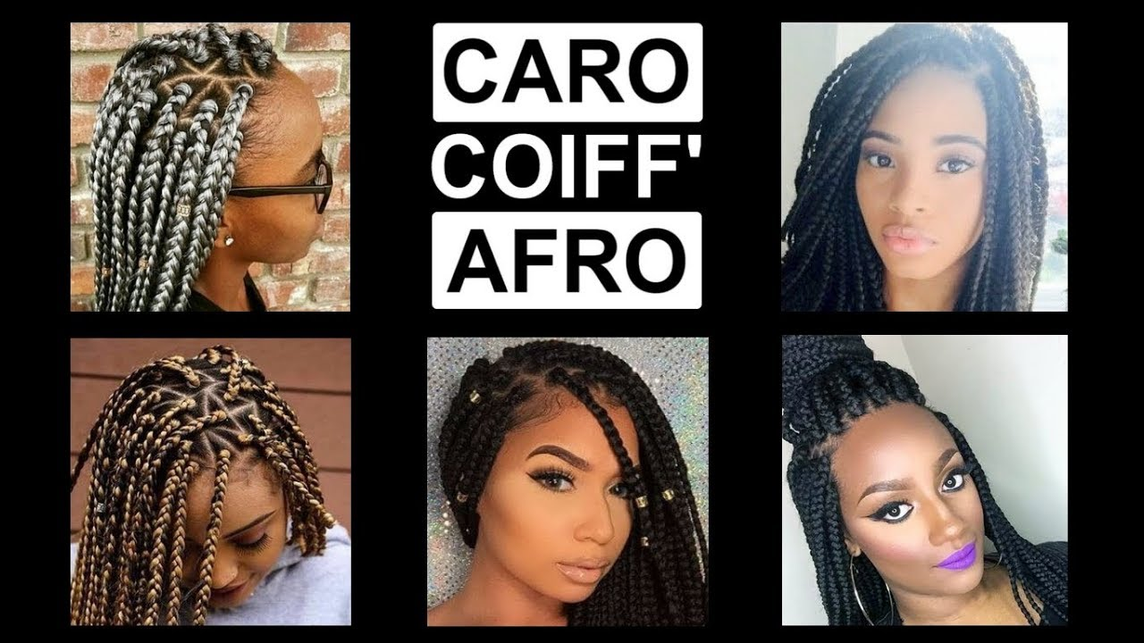 Florilege De Box Braids Patra Coiffure Afro Gros Bebe Youtube