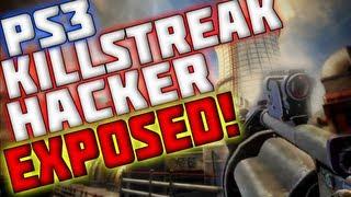 Killstreak Hacker Exposed! w/ Shotgun Boosters!! - Hackers & Boosters Exposed Ep#4