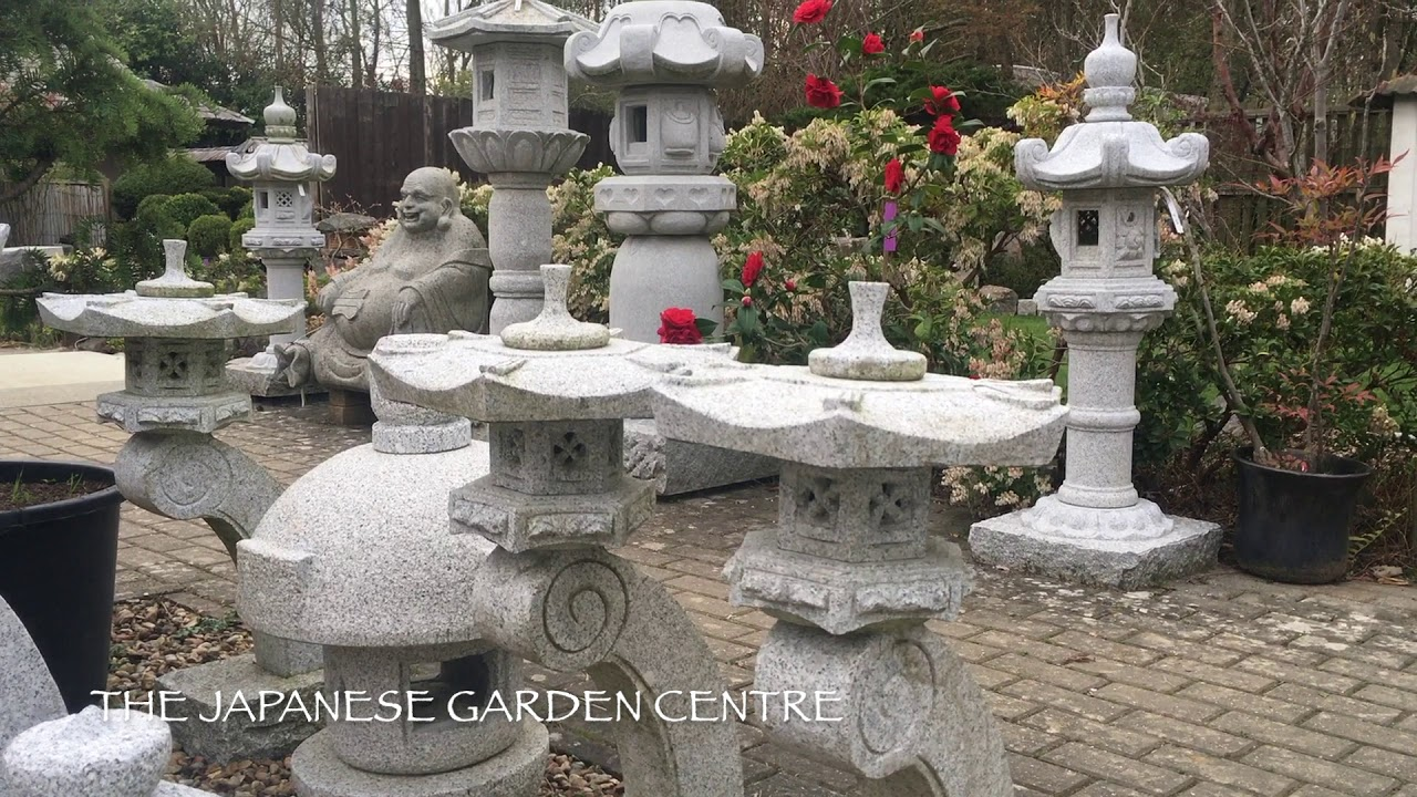 water feature in zen garden