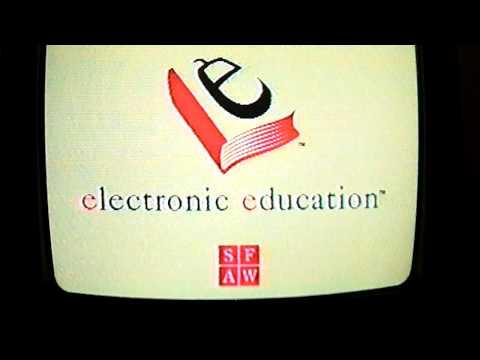 Electronic Education logo