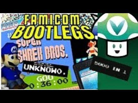 [Vinesauce] Joel - Famicom Bootlegs (UNKNOWO) (Fan Edit)