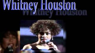 Run To You / Whitney Houston - Instrumental version -