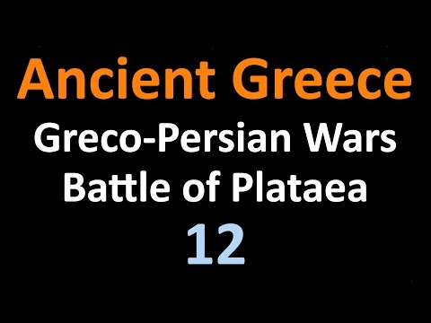 An introduction to the history of the greco persian war