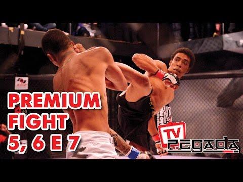 TV Pegada #0043 - Premium Fight 5, 6 e 7