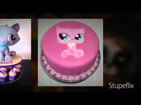 Great littlest petshop cakes youtube - Petshop singe ...