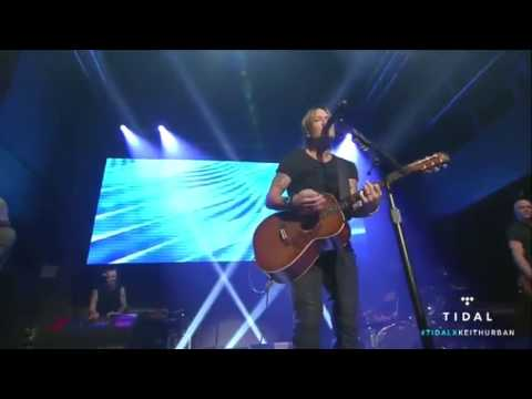 Keith Urban - Break On Me - Live