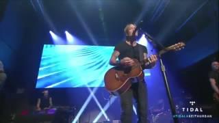 Keith Urban - Break On Me - Live