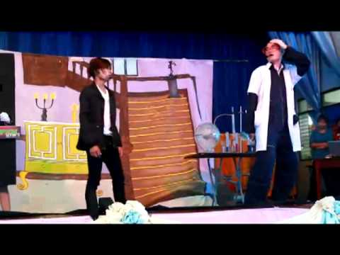 Back to the future the drama 6/2 SBW school 2012