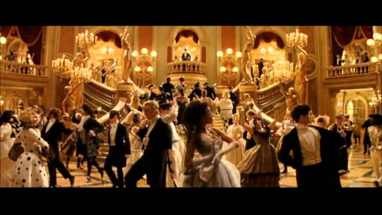 Beauty And The Beast Phantom Of The Opera Trailer Youtube