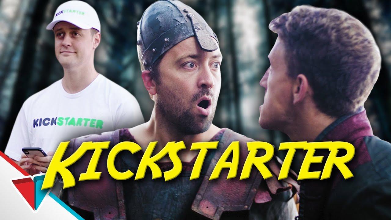 Download Mugging a Kickstarter