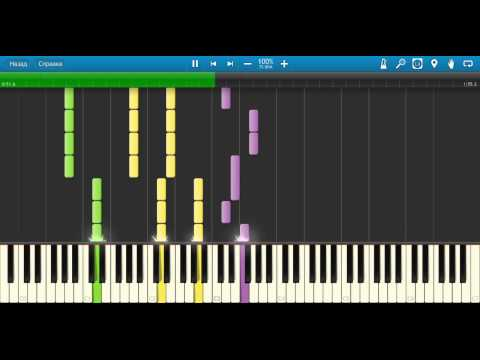 Everlasting Summer - Blow With The Fires (Synthesia) + Midi And Tabs
