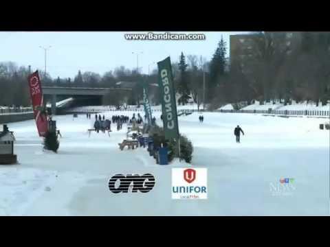 CJOH: CTV News Ottawa At Noon Close--03/13/15