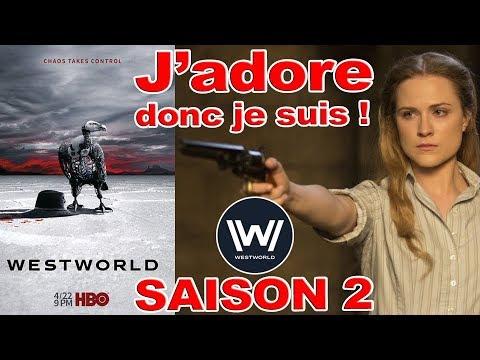 WESTWORLD Saison 2 Épisodes 1,2,3  Critique !