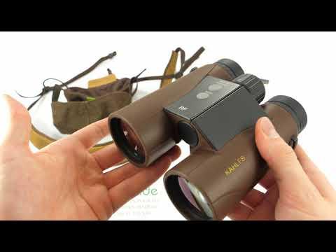 Kahles Fernglas Mit Entfernungsmesser Kaufen : Kahles helia rf binocular youtube