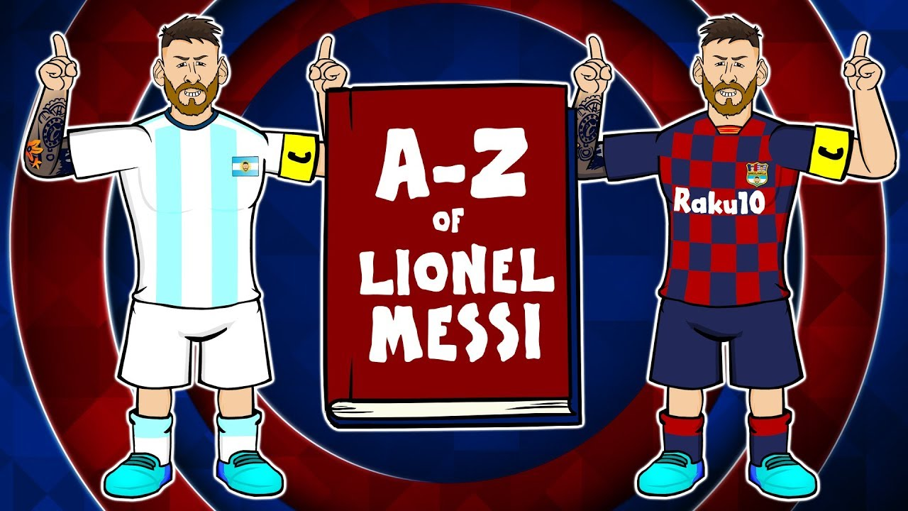 Download 📕A-Z of LIONEL MESSI📘