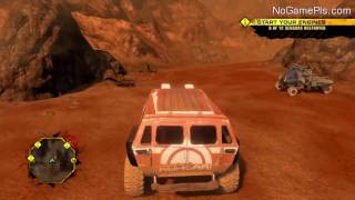 Red Faction: Guerrilla Walkthrough 03 Start Your Engines