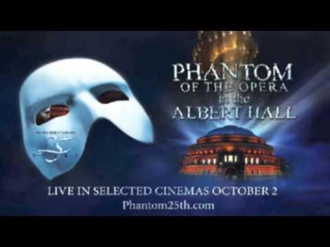 Music of the Night - The Phantom of the Opera 25th Anniversary - Ramin Karimloo