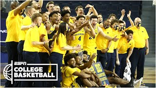Michigan Wolverines become Big Ten <b>champs</b> after blowout win vs ...