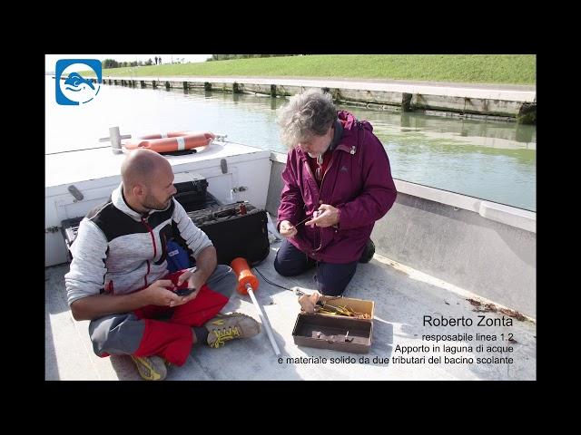 Trappole per sedimenti - Venezia2021