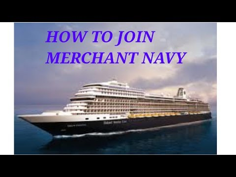 How to join merchant Navy in India Hindi