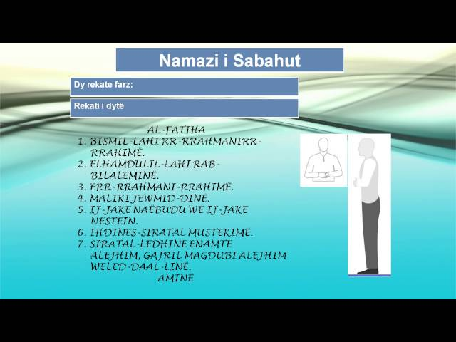 1 Namazi i Sabahut HD