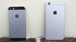 iPhone 6 vs iPhone 5s - Size does matter | Pocketnow