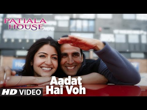 Aadat Hai Voh [Full Song] Patiala House | Akshay Kumar, Anushka Sharma