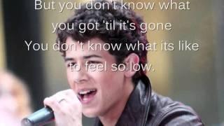 A little bit longer - Nick Jonas