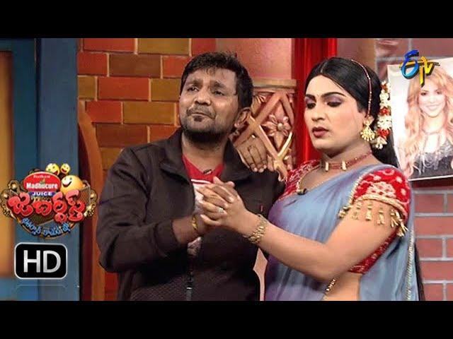 Venky Monkies Performance | Jabardasth | 30th August 2018 | ETV Telugu