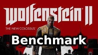 Wolfenstein II: The New Colossus (Uber) - GTX 1070 + i5 4460