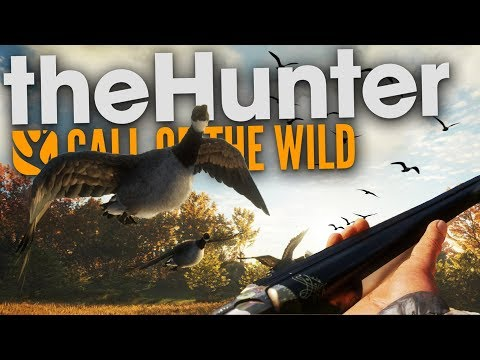The Hunter Call Of The Wild | CANADA GOOSE!! (DLC)