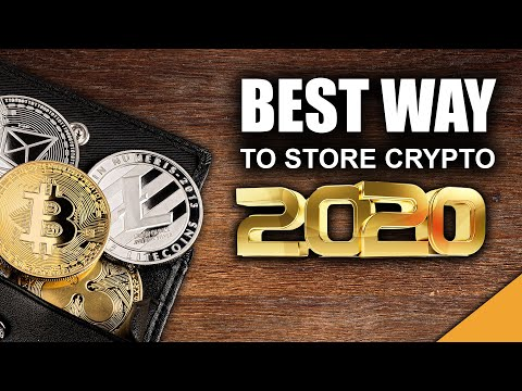 Best Way to Store Your Crypto in 2020