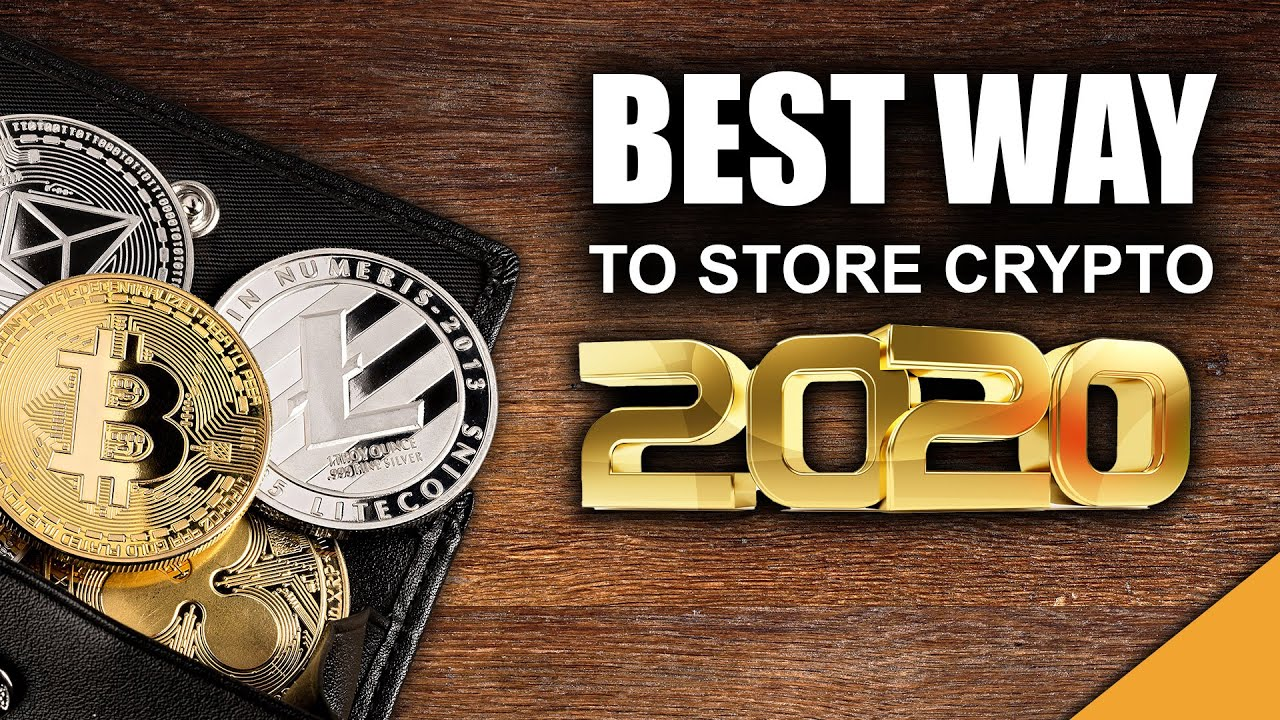 best way to store cryptocurrency
