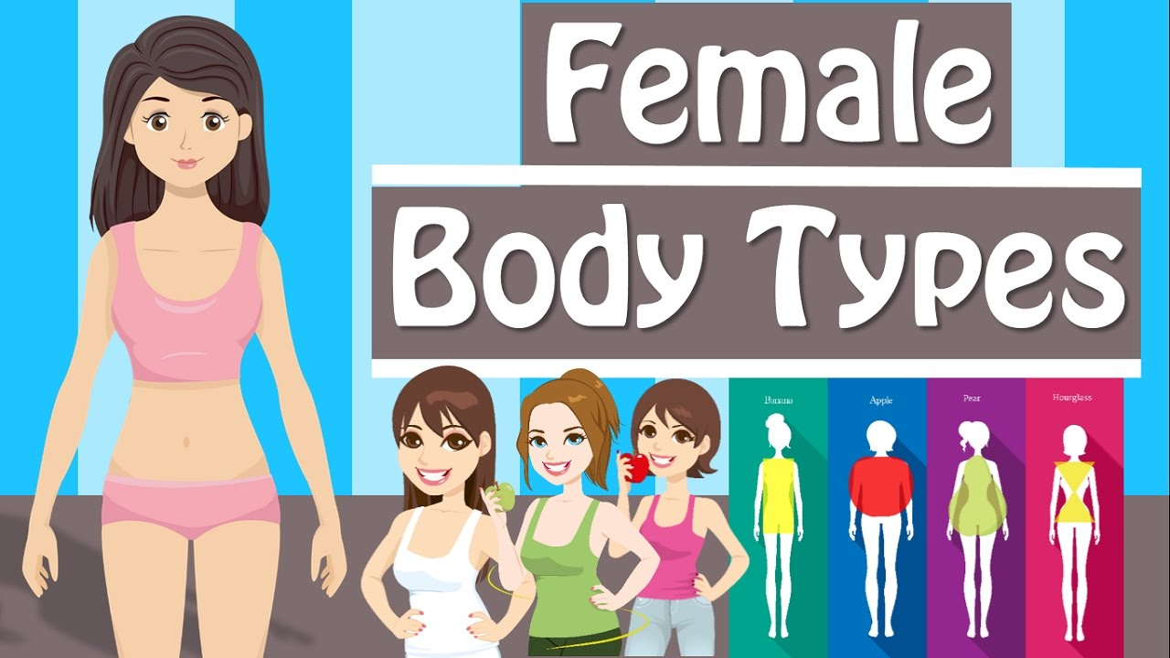 6edf3a3121130 Female Body Types And Body Shapes Different Body Types Women Have ...
